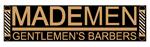 Mademenbarbers Logo